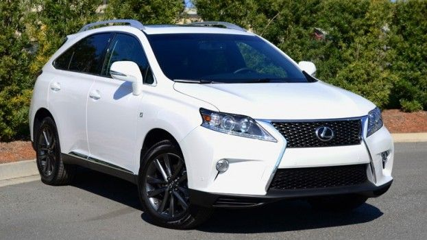 2014 Lexus Rx 350 F Sport Review With Images Lexus Rx 350