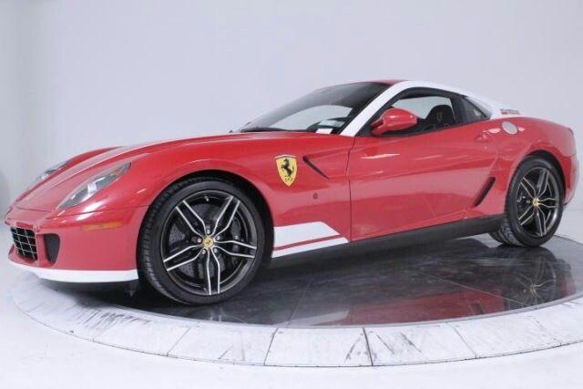 2011 599 Gtb Fiorano Ferrari 599