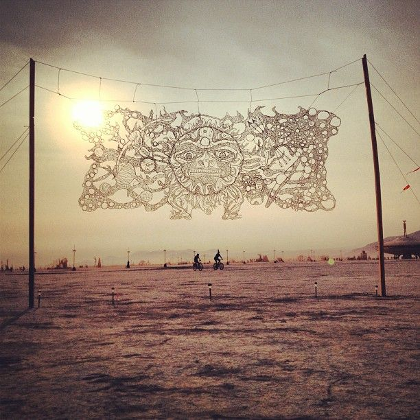 burning man 2013 photographed by @Jess Pearl Liu Yurasek