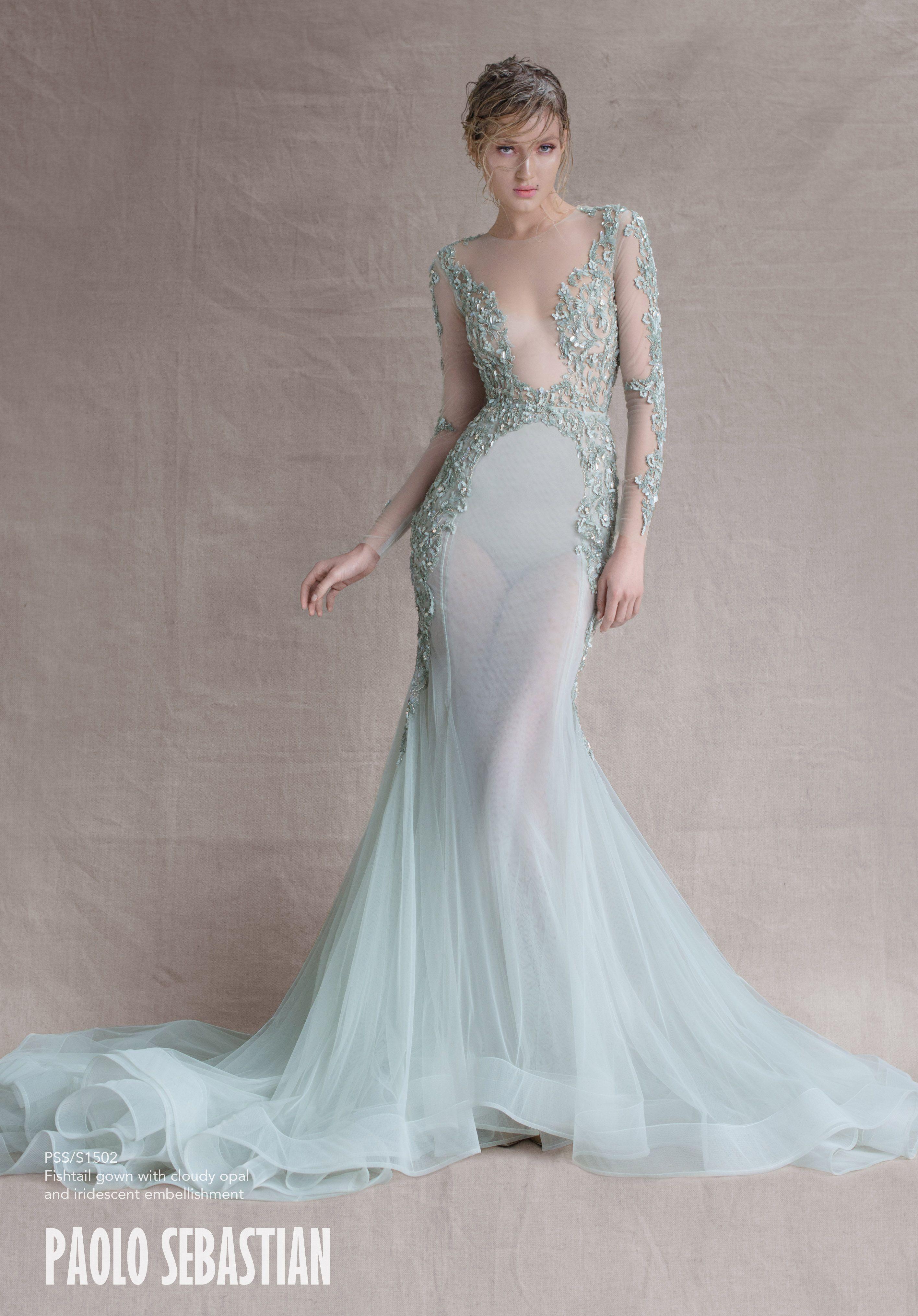 Iridescent Wedding Dress   Wedding Gallery