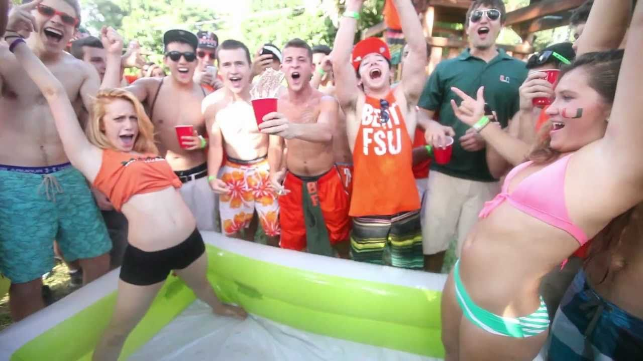 U of a Party