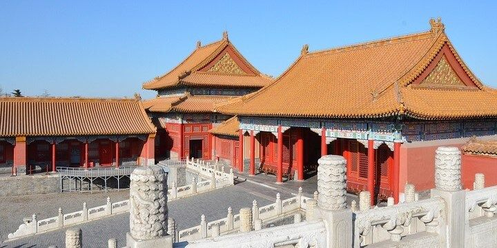 Forbidden City, Beiing, China