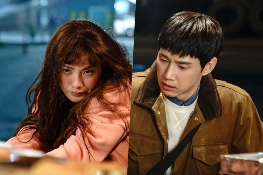 "Park Sung Hoon Struggles To Take Care Of A Hilariously Tipsy Nana In ""Into The Ring"""
