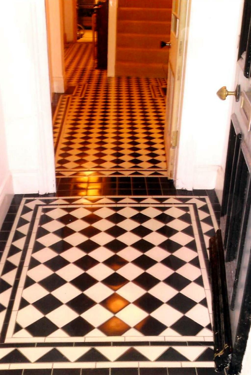 Victorian Tiling Victorian Tiles Floors Paths Expertly Fitted In