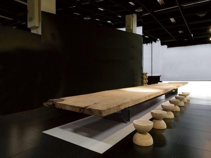 Tavoli Da Pranzo In Legno Riciclato : Risultati immagini per riva tavoli tavolo sociale