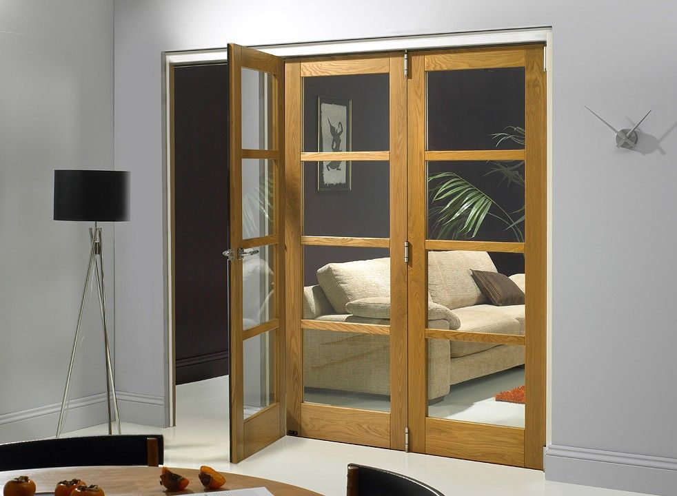 Edge 1.8m (approx 6ft) Internal Bifold Doors - no track (we need ...