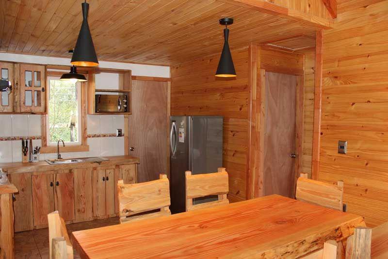 Modelos de casas prefabricadas de madera nativa casas for Bar de madera chile