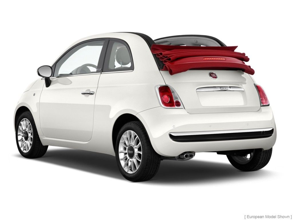 2013 Fiat 500c Lounge Convertible Bodystyle 2 Door Convertible