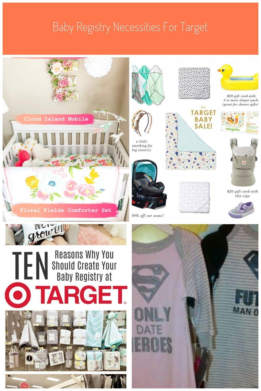Baby Registry Necessities For Target in 2020 | Baby ...