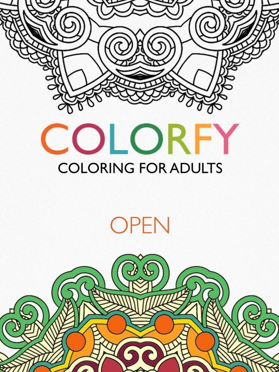 App Shopper Colorfy Coloring Book For Adults Free News To Go 3