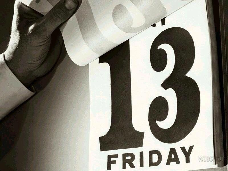 Niet één, niet twee, maar liefst drie keer vrijdag de 13de dit jaar op de kalender: vandaag de laatste keer!Dat is natuurlijk niet iets om echt van in de war te raken. Of toch wel?  Gezellige vrijdag vandaag! www.sonjabakker.nl