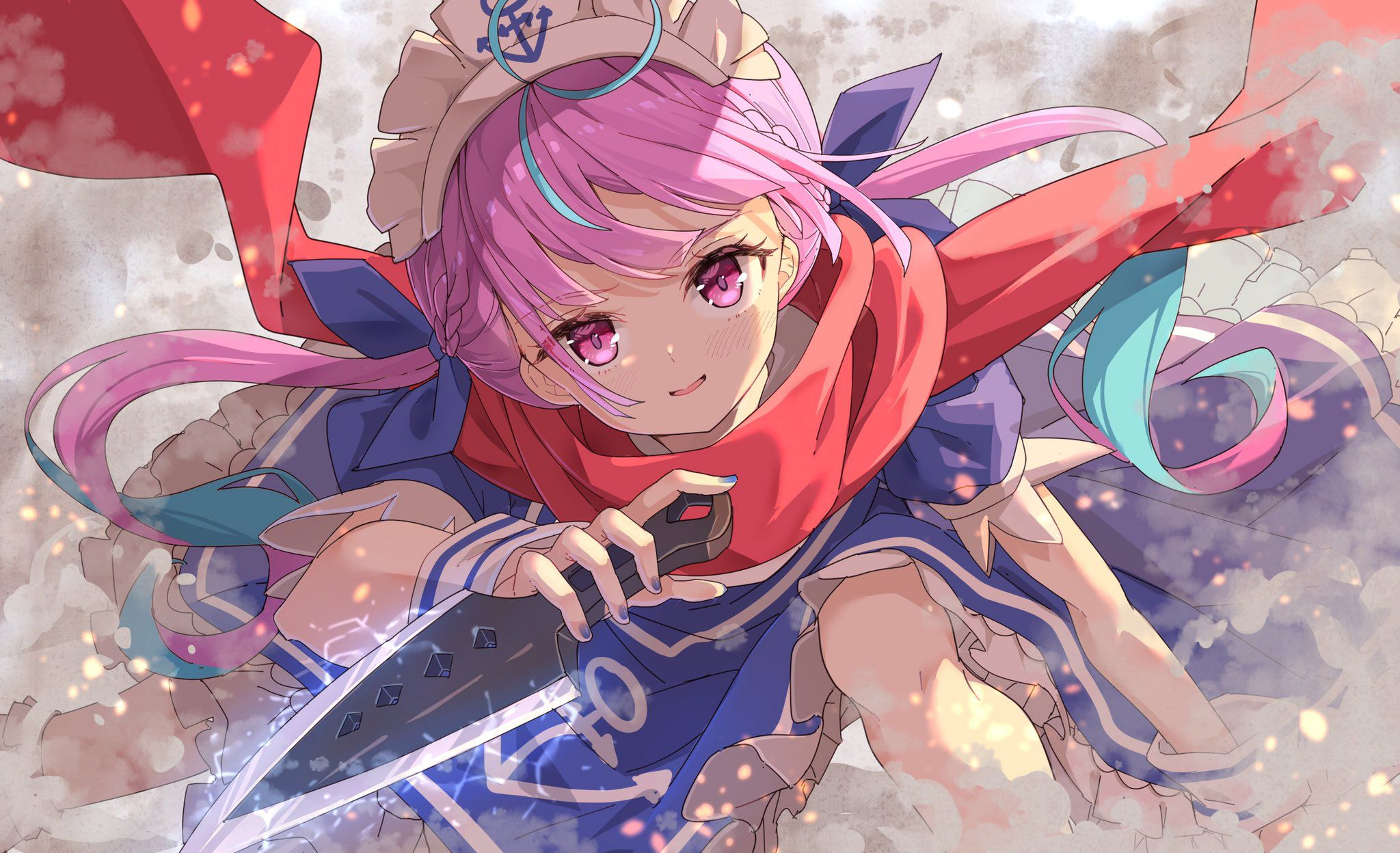 VTuber - Minato Aqua - Apex Legends ...