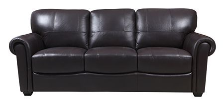 LI 5093 Branson Leather Sofa