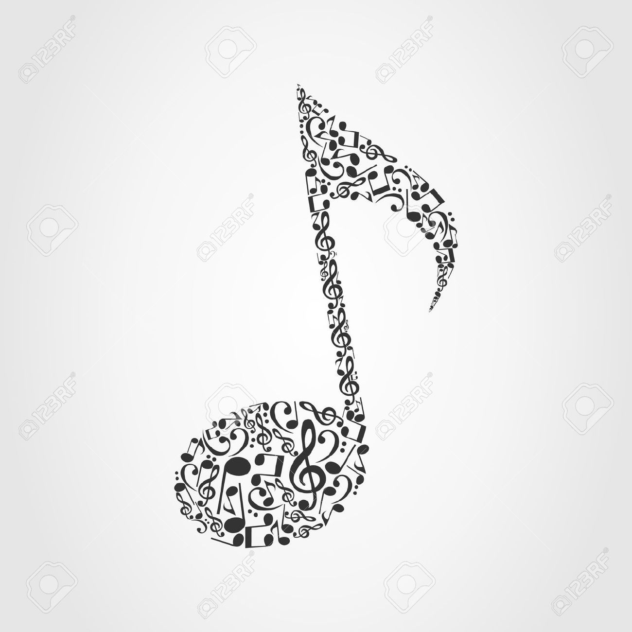 Music Note Stock Photos Images Royalty Free