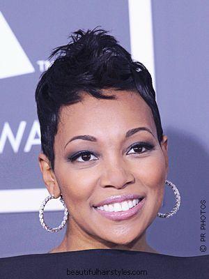 pixie haircut on black women  bing images  hair beauty
