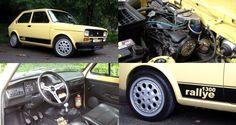 Fiat 147 Rallye Turbo Com Imagens Carros Vw Carros Carros