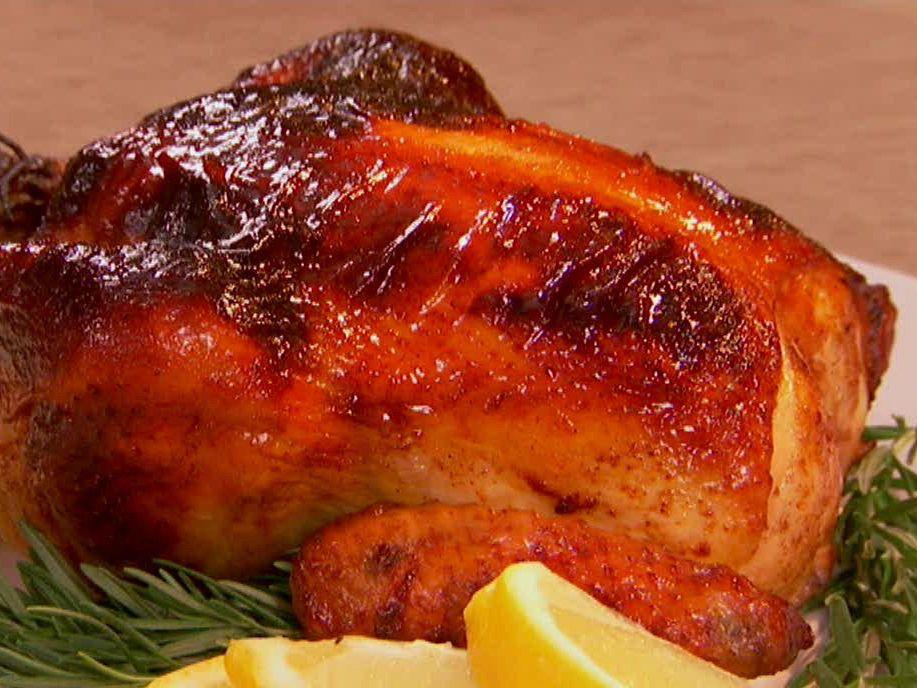Honey Spiced Roasted Chicken Recipe Chicken Turkey Recipes