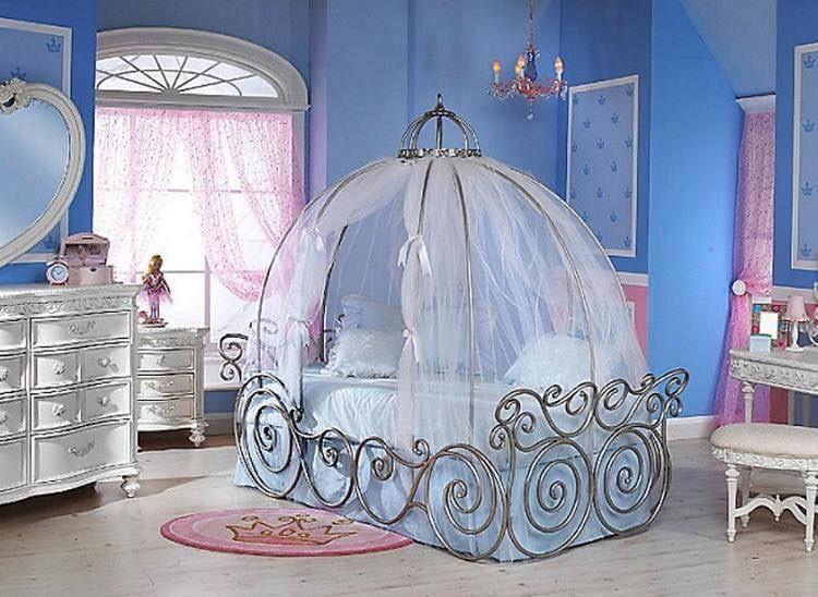 Letto Carrozza Disney : Pin di tipscasa su camerette bimbe pinterest cinderella carriage