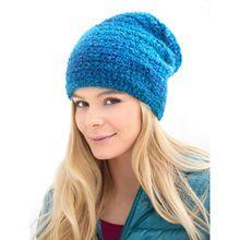 Lion Brand® Homespun® Freshman Crocheted Hat Pattern f13e4425747