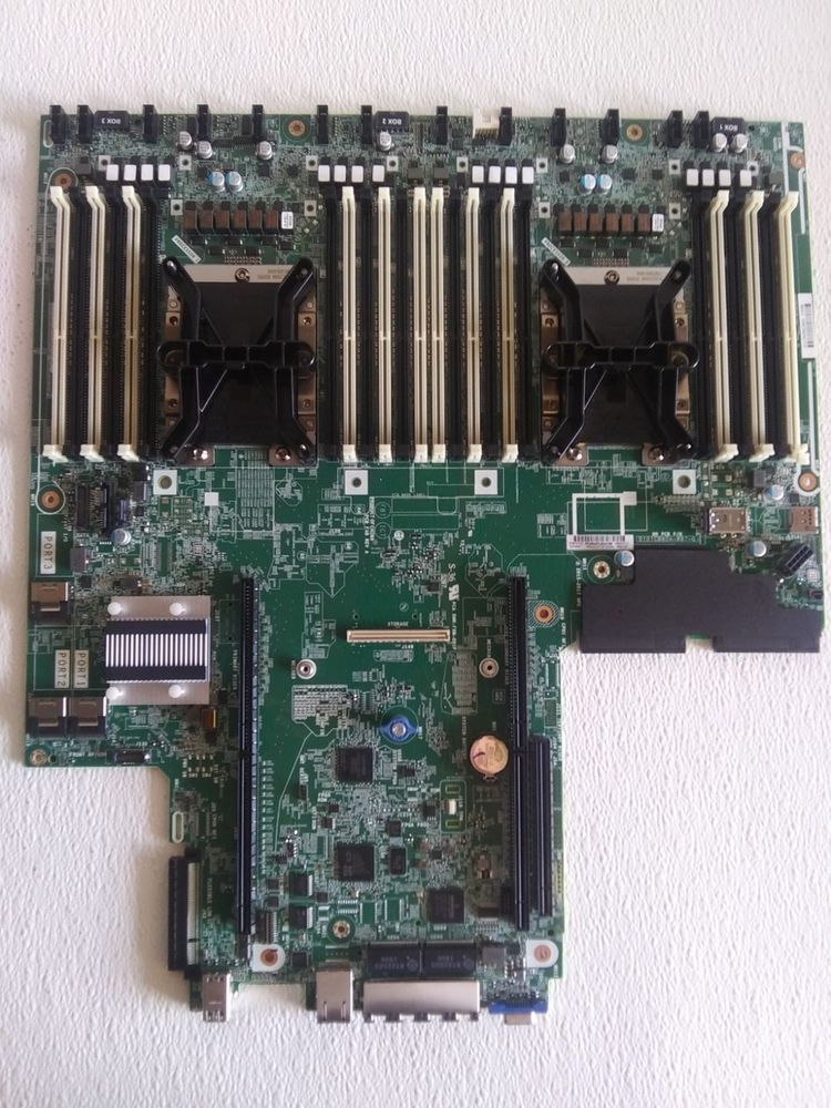 HP DL380 Gen10 System Board   875073-001 (eBay Link) Enterprise