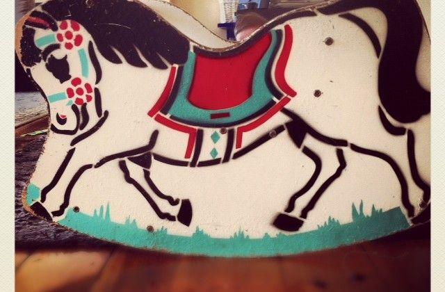 Ye olde horsey