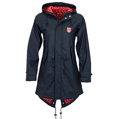 Derbe damen jacke travel friese anchor