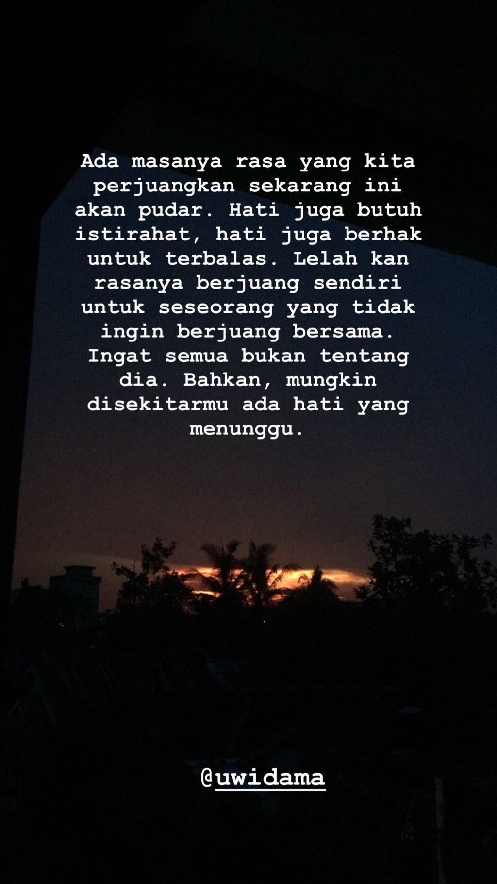 Quotes Remaja Inspirasi Instagram Kutipan Instagramstory