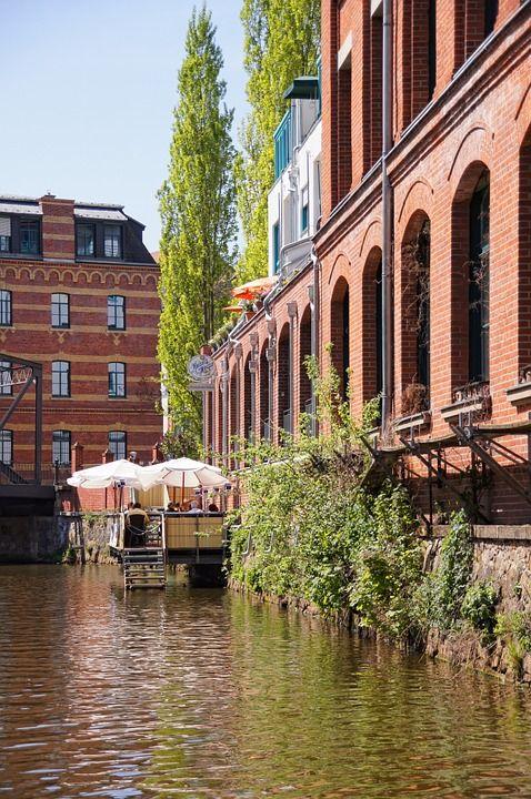 Fluss In Leipzig kostenloses bild auf pixabay leipzig karl heine kanal fluss