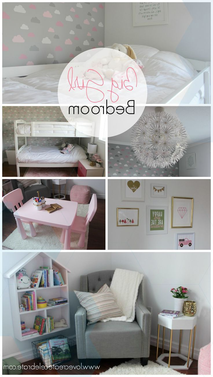 Gi Room Design: Toddler Bedroom Girl, Big Girl
