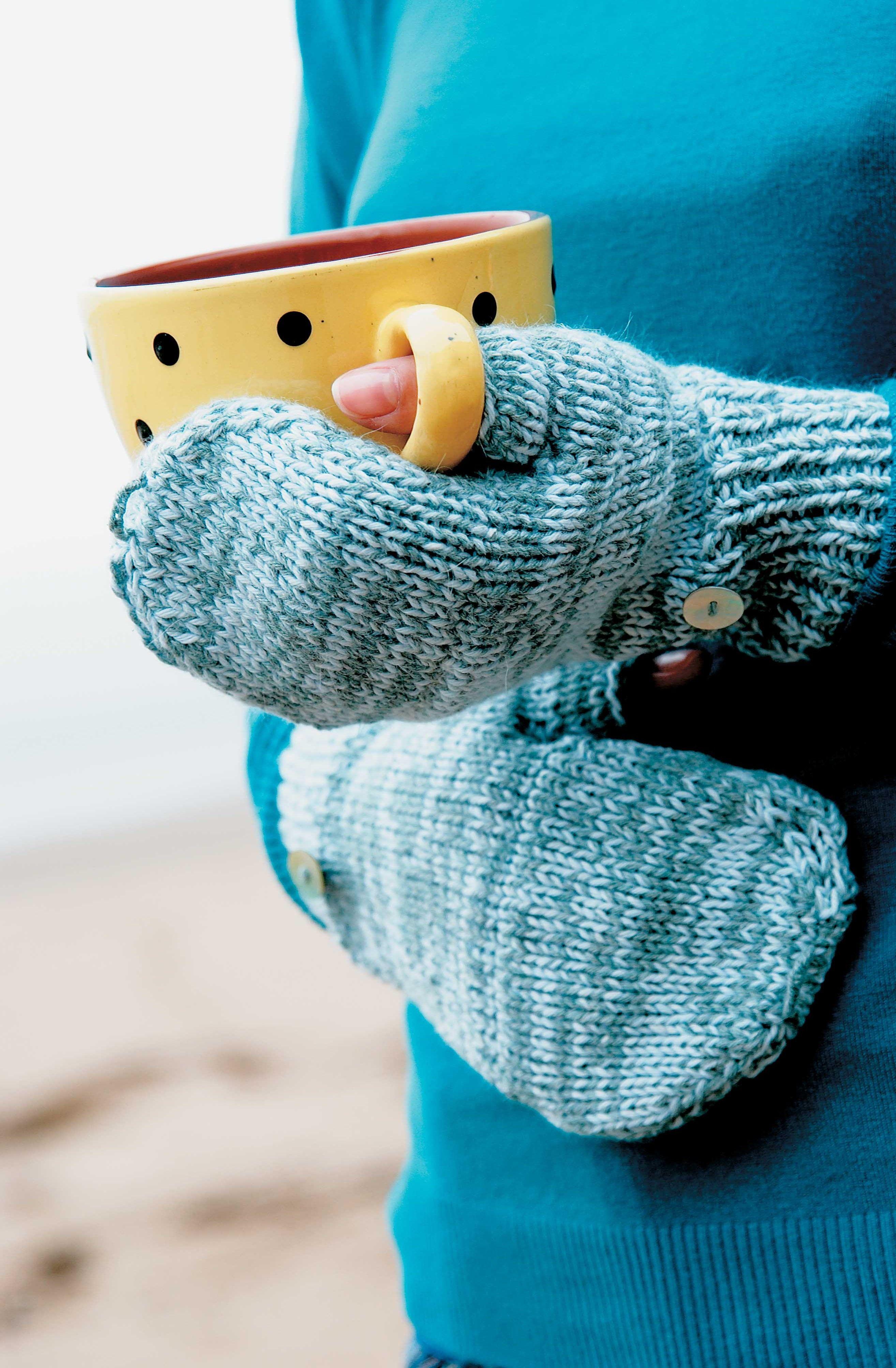Gloves & Mittens Knitting Patterns | LoveCrafts ...