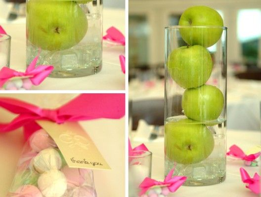 Centre piece ideas for any occasion.