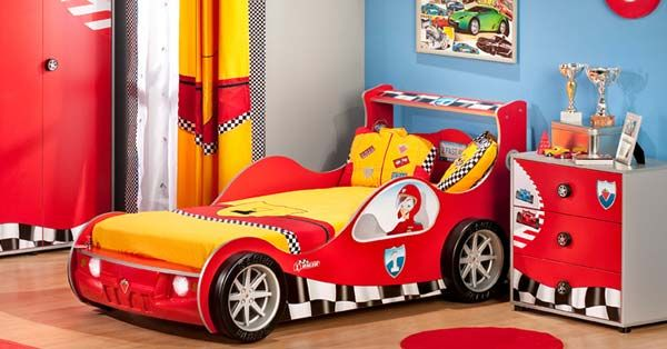 23 Modern Children Bedroom Ideas for the Contemporary Home | Car ...