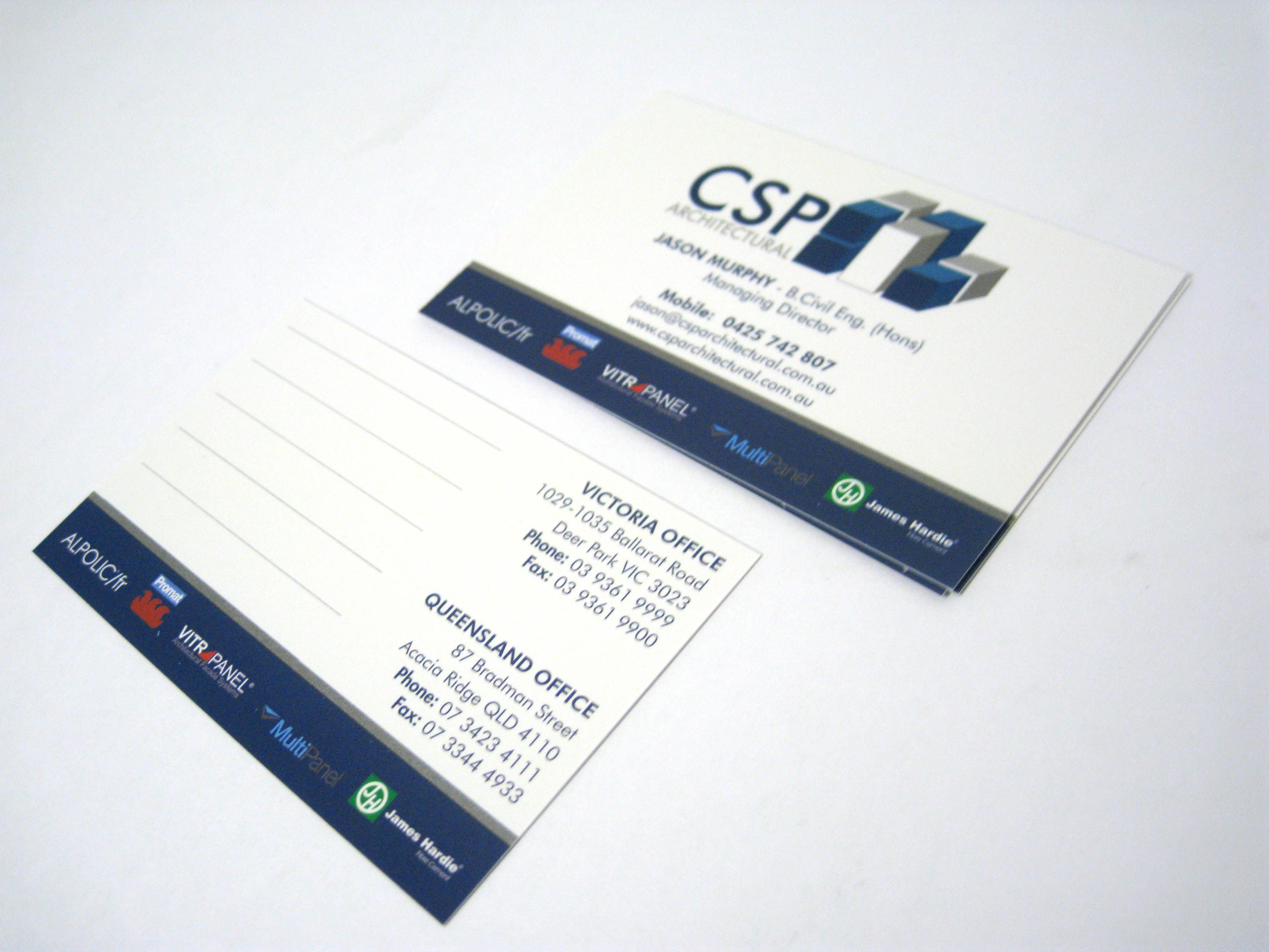 Csp Business Cards Design Print With Images Business Card