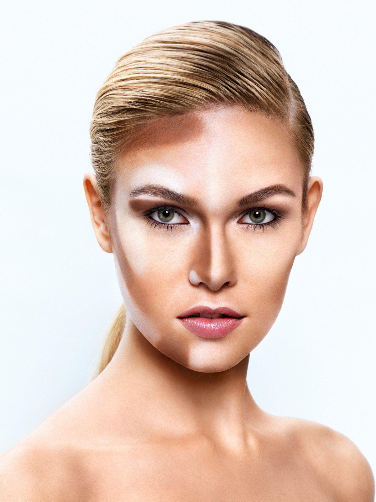 Schminken Make Up Trends 2016 Schminken Make Up Gesicht