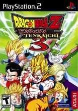 Dragon Ball Z: Budokai Tenkaichi 3. Need this game very much.