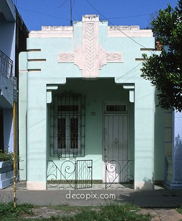 Moderne Et Art Deco Architecture Antique Home