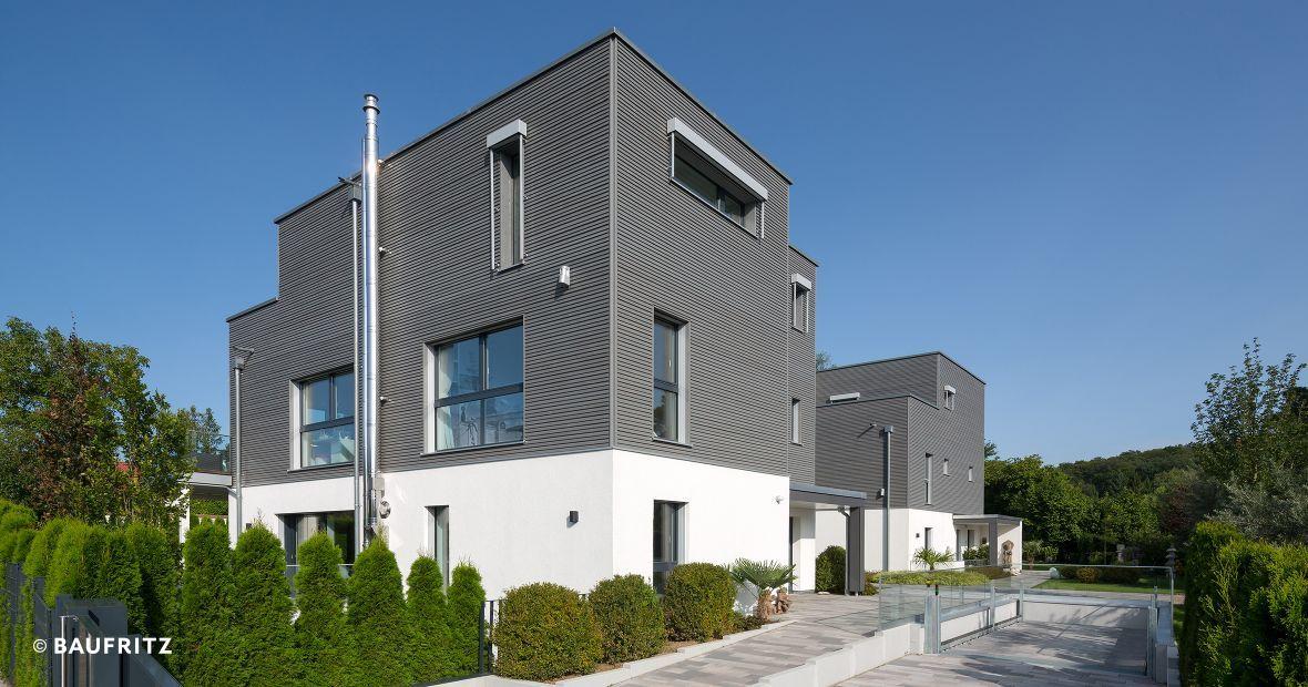 Pin von Baufritz auf Mehrfamilienhäuser Familien haus