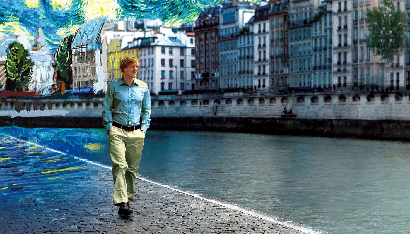 Midnight In Paris 映画 パリ ミッドナイト