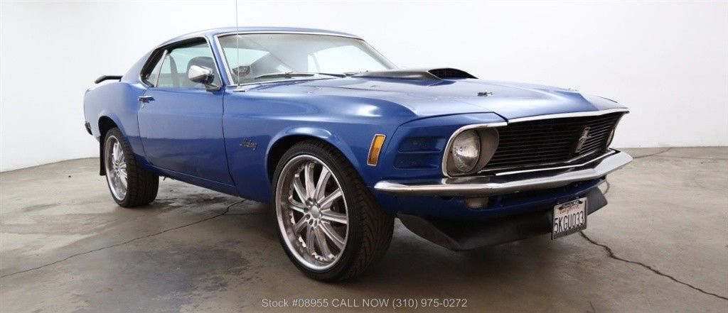 Mechanically Great 1970 Ford Mustang Fastback Custom Ford Mustang Mustang Fastback Ford Mustang Fastback