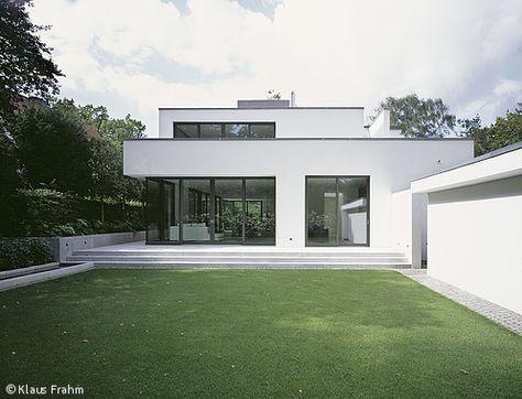 Weite und Klarheit Hamburg CUBE Magazin Bauhausstil