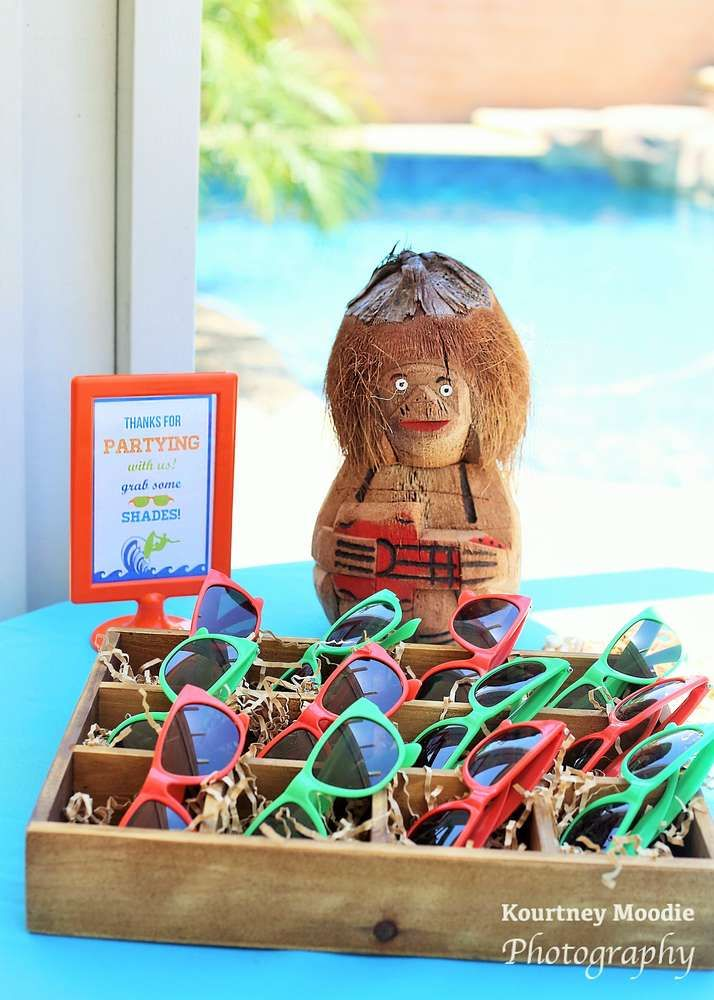 Surf S Up Birthday Party Ideas Beach Themed Party