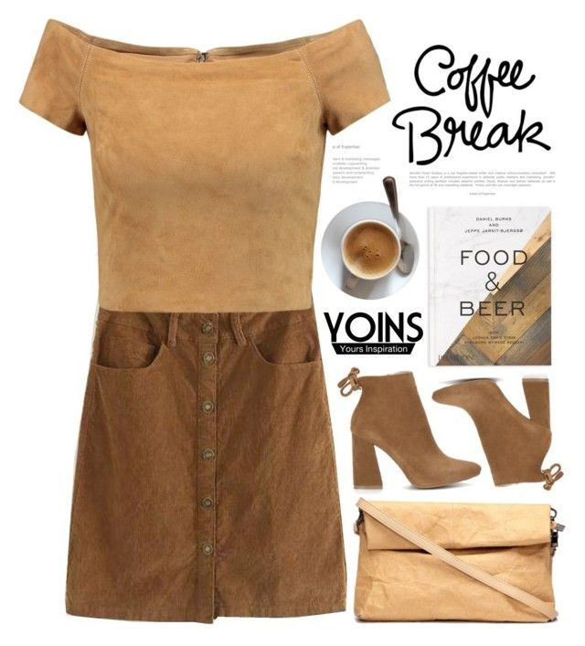 """""""Yok a 10"""" by becky12 ❤ liked on Polyvore featuring Alice + Olivia and PHAIDON"""