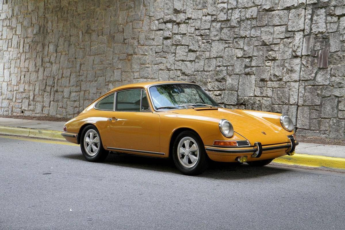 1967 Porsche 911S for Sale | Old style cars | Pinterest | Vehicle ...