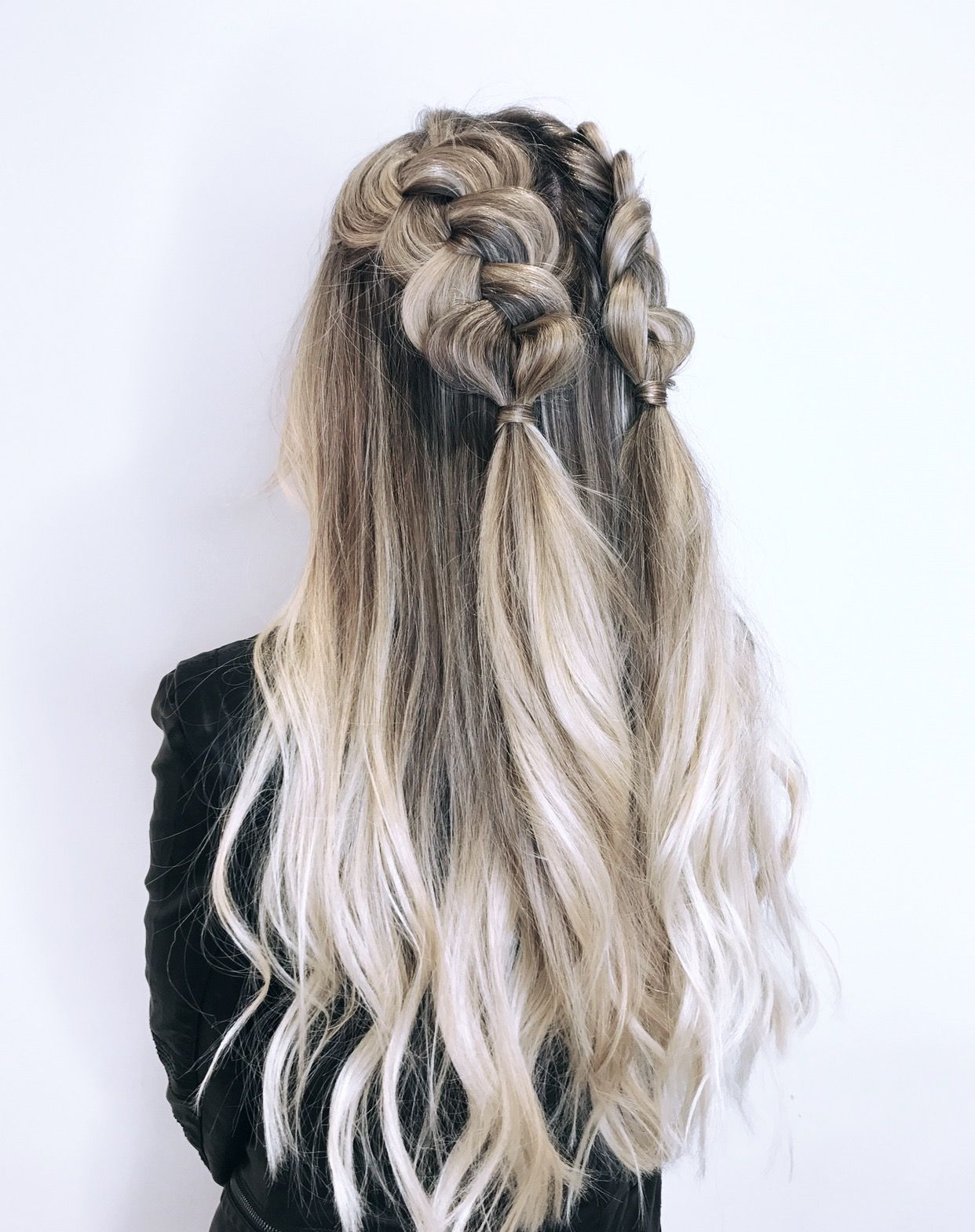 Cool girl dutch braids tangled pinterest dutch braids hair