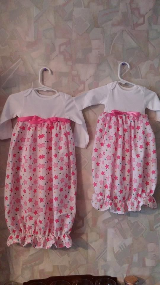 Custom Made Baby Sack Dresses At Serendipity Baby Saks By