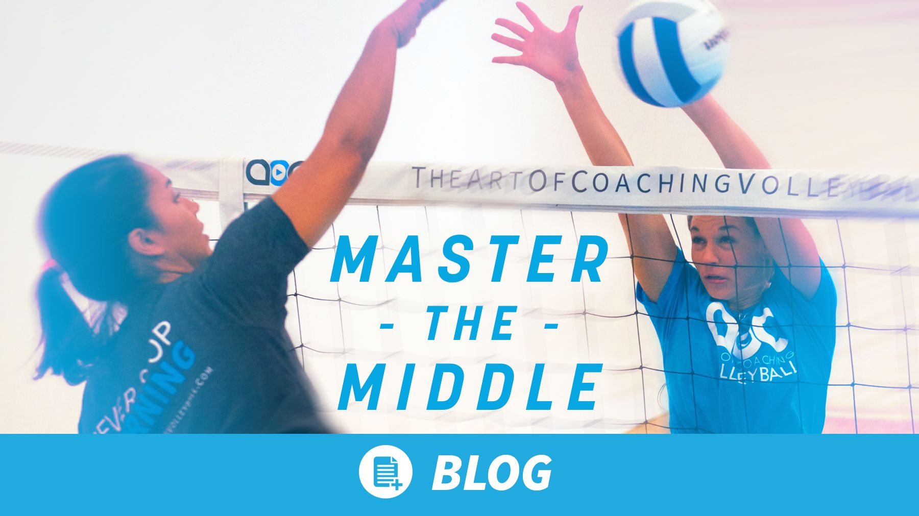 3 Tips To Master The Middle The Art Of Coaching Volleyball Coaching Volleyball Volleyball Tips Volleyball Training