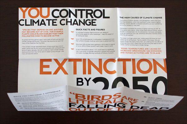 WWF-Climate-Change-Publication-Pamphlet-2 Design Booklets - pamphlet layout