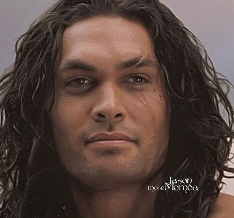 Jason Momoa - Conan The Barbarian