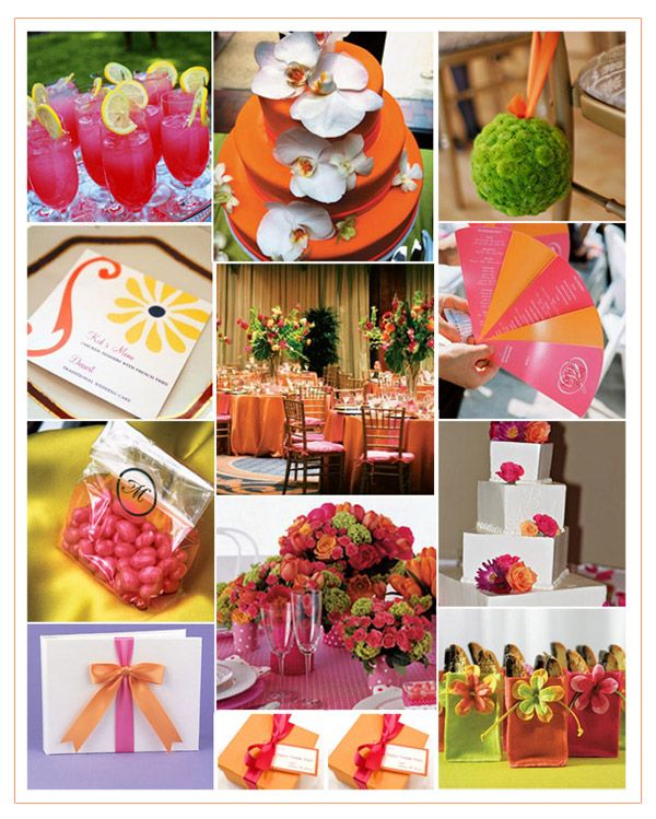 Hawaiian Themed Wedding Ideas: Tropical Bridal Shower Favors