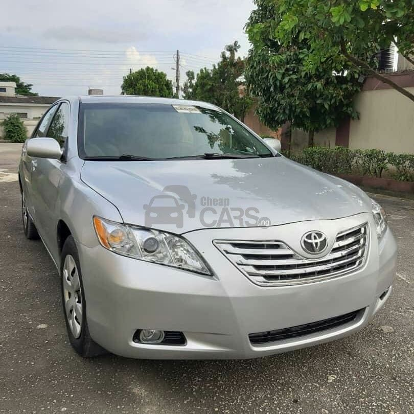 2008 Toyota Camry Le V6 Camry Toyota Camry Sell Car